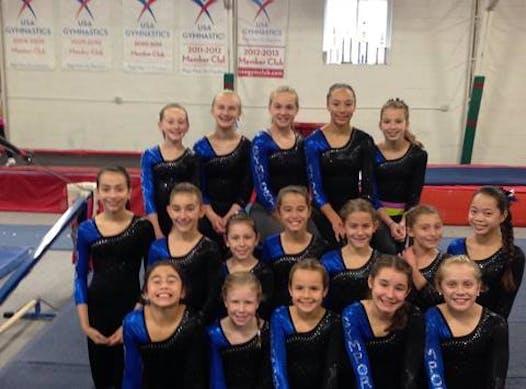 gymnastics fundraising - Gymport Parents' Association