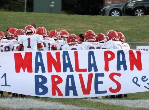 football fundraising - Manalapan Braves PW Football