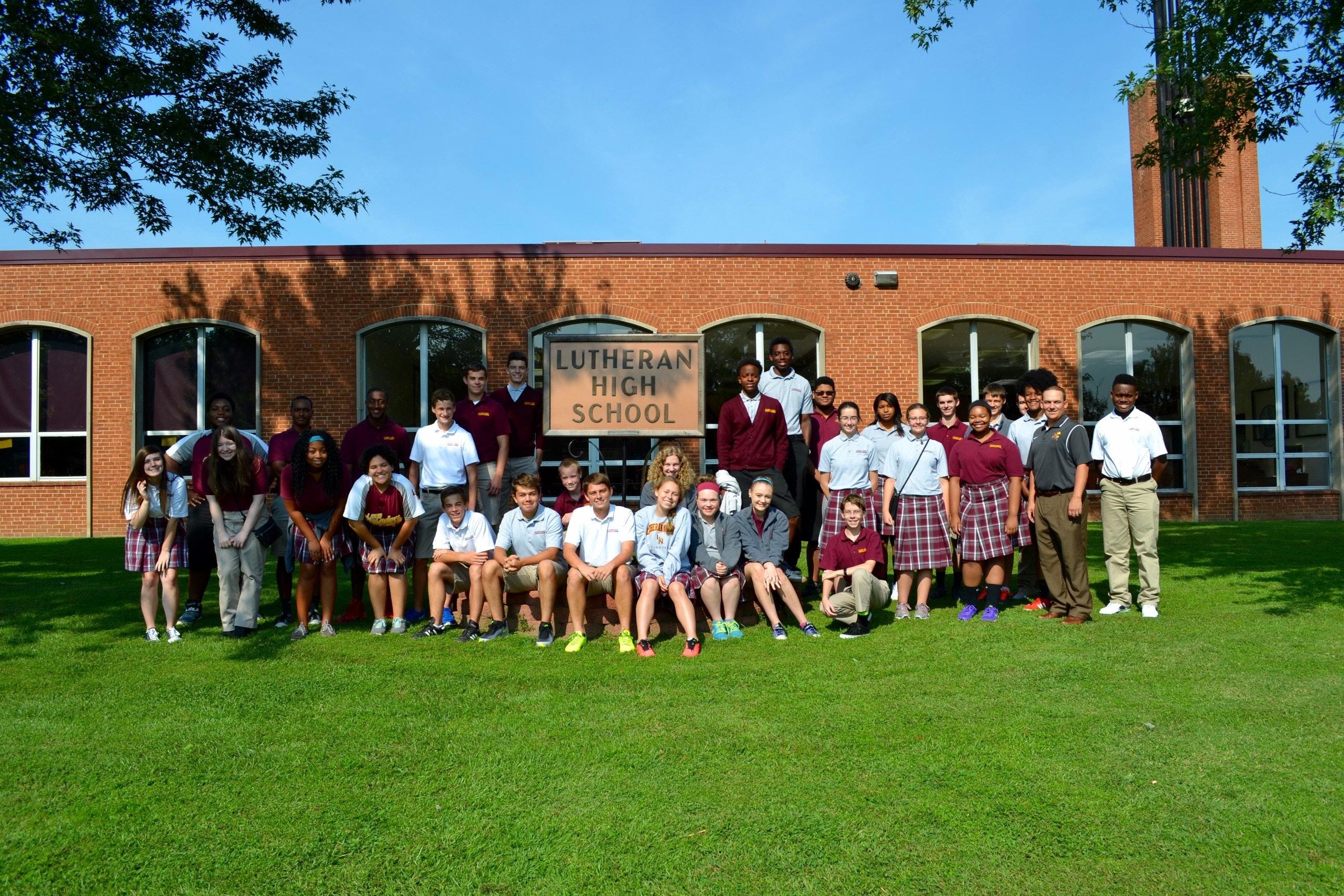 Friends of Lutheran High