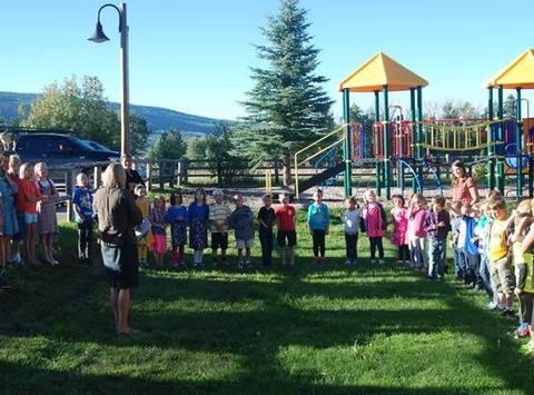 scholarships & bursaries fundraising - Alta Elementary Christmas Wreath Fundraiser