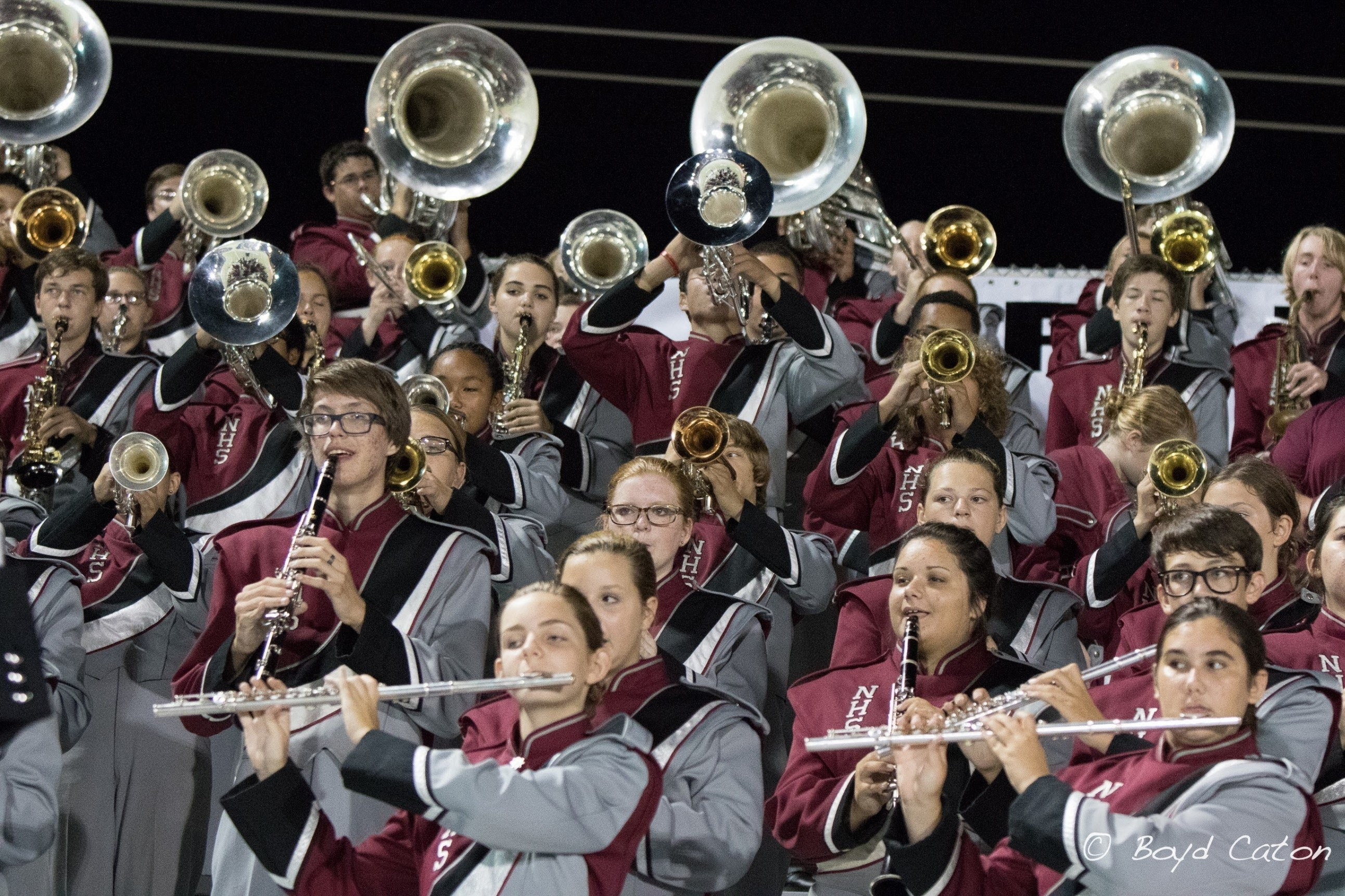 Navarre HS Band Holiday Wreath Fundraiser