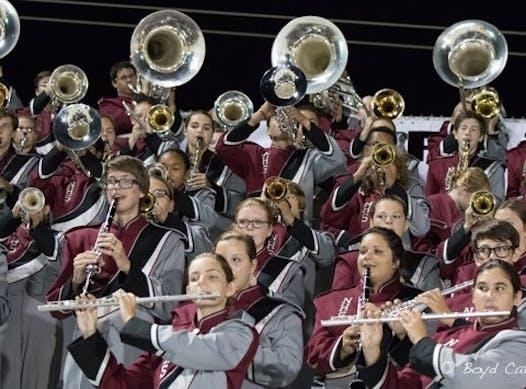band fundraising - Navarre HS Band Holiday Wreath Fundraiser