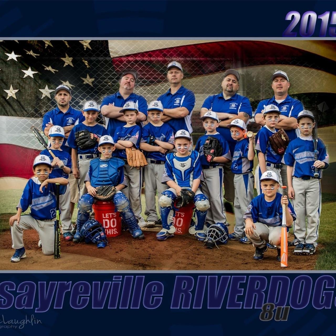 Sayreville Riverdogs Blue 10U