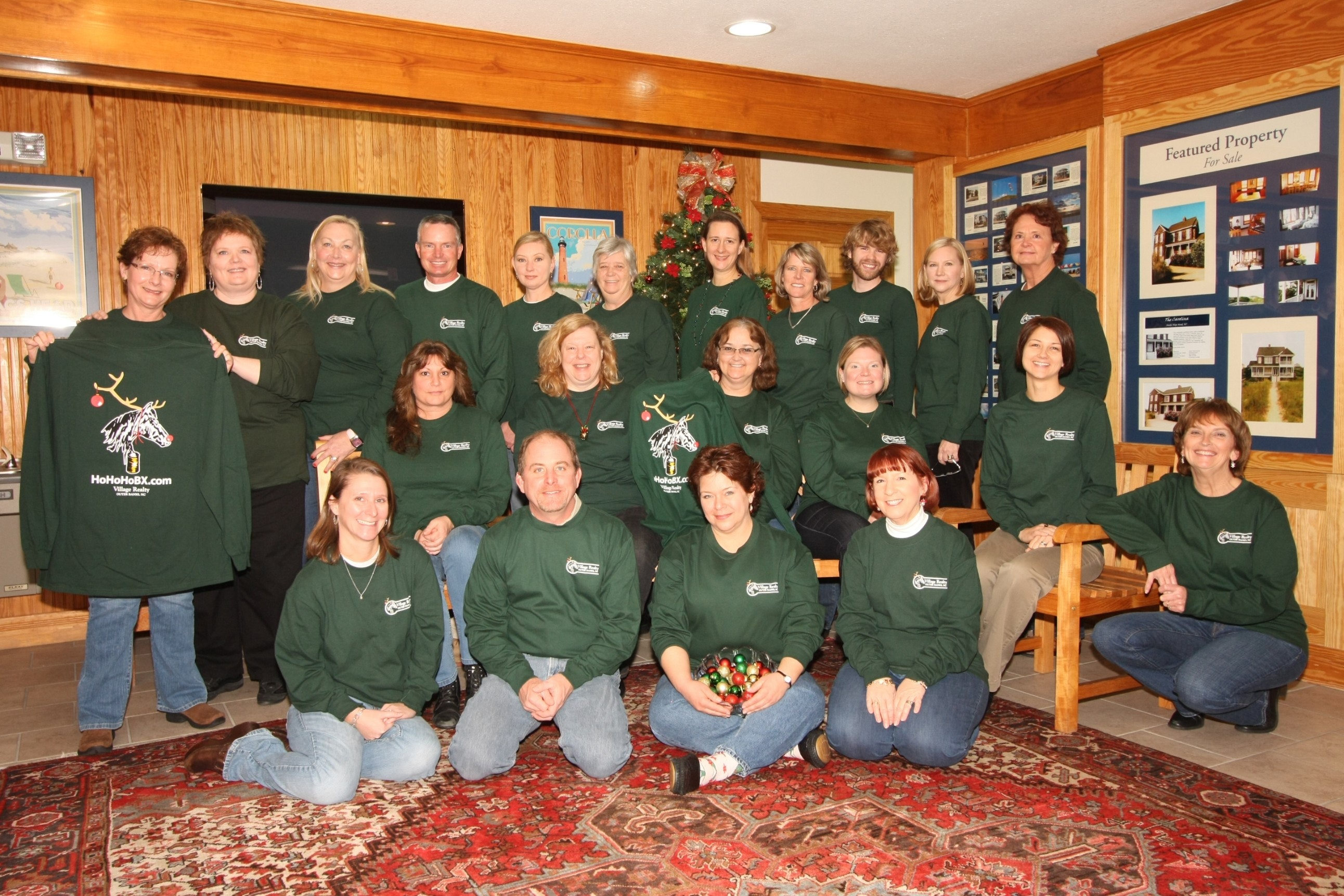 Village Realty for Dare County Angel Gift Fund 2015
