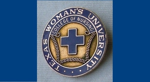 Texas Woman's University May 2016 Pinning