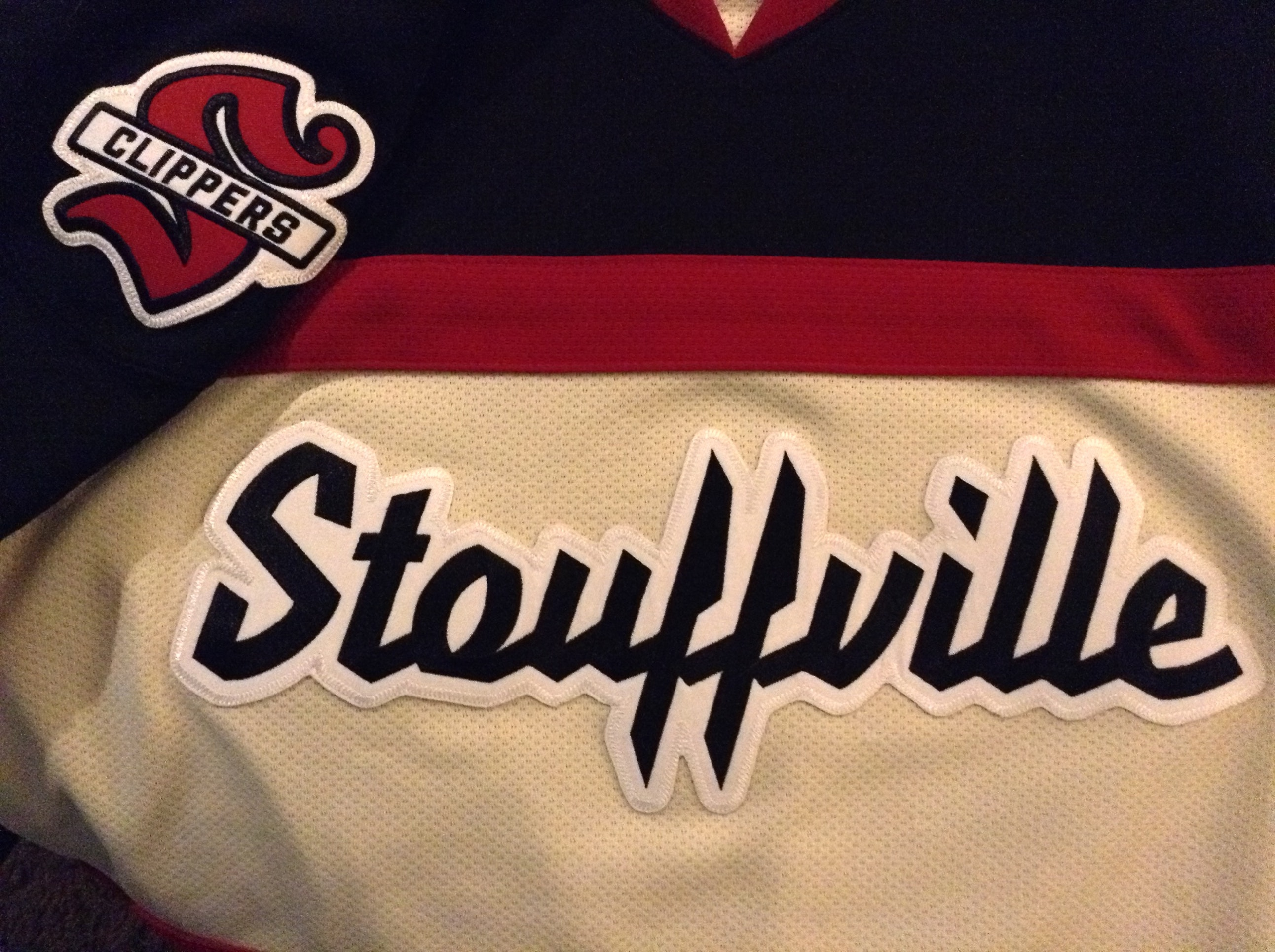 Stouffville Clippers Hockey Minor Atom AE