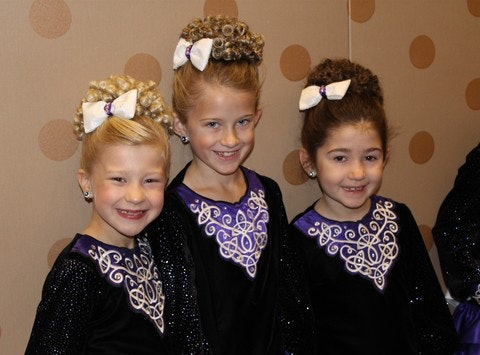 Sheeaun Academy of Irish Dance - Dancer's Fund