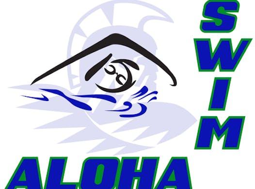 school sports fundraising - Aloha High School Swim Team