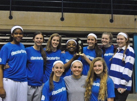 Stephen Decatur Girls Basketball