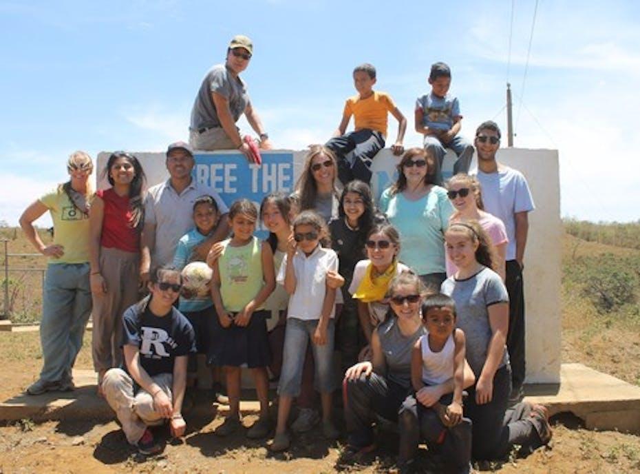 IRHS Costa Rica Service Trip