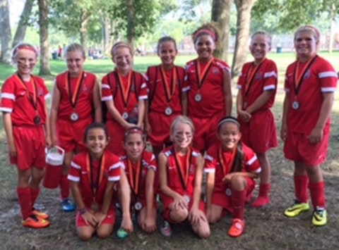 Marlton Girls U10 Travel Soccer