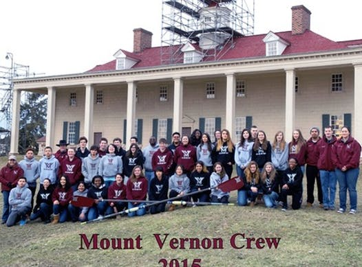rowing fundraising - MV Crew Boat Fund