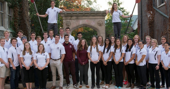 McMaster University Rowing Team