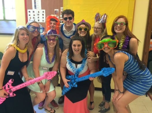 mission trips fundraising - Towson Presbyterian Youth Mission Trip 2016