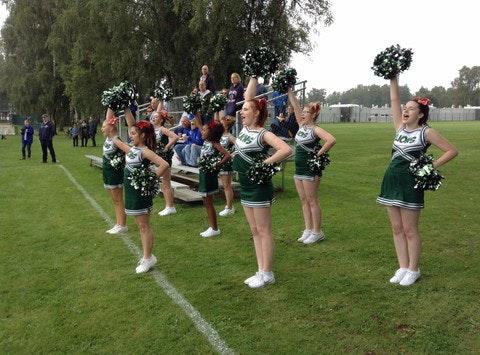 AFNORTH Cheerleading