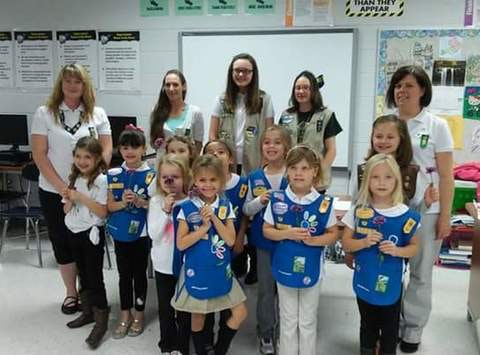 Daisy Troop 40045