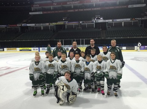 Squirt A Jr Silvertips Tournament and Fees