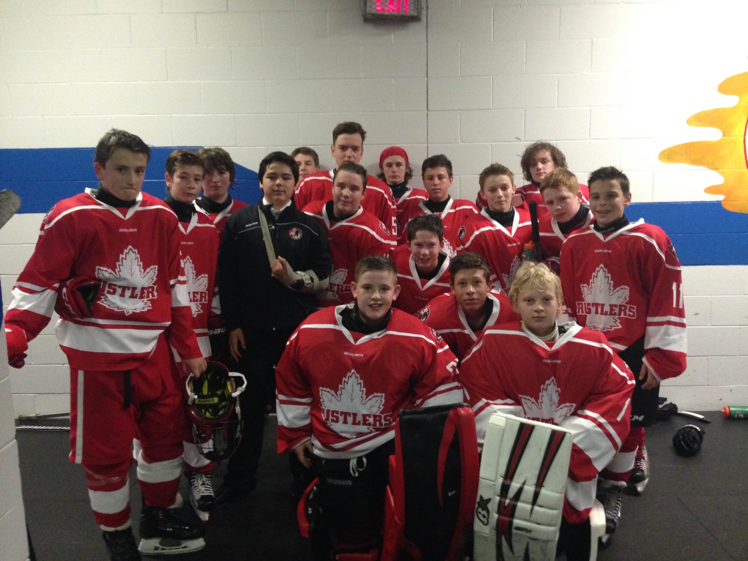 Ridge Meadows Bantam A4 Rustlers