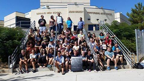 Serrano HS Rattlesnake Regiment Fundraiser