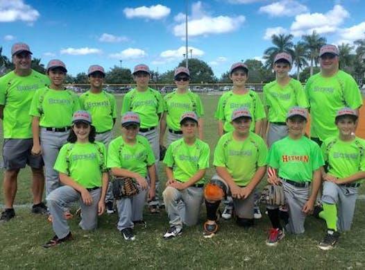 baseball fundraising - HITMEN Cooperstown 2016