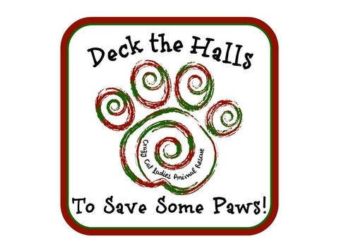 Deck Your Halls To Save Some PAWS!