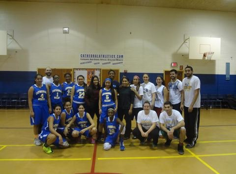 Cathedral High School Women's Basketball