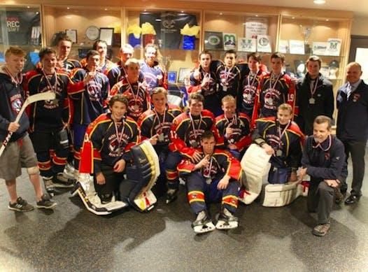 ice hockey fundraising - Southwest Hockey Midget 1