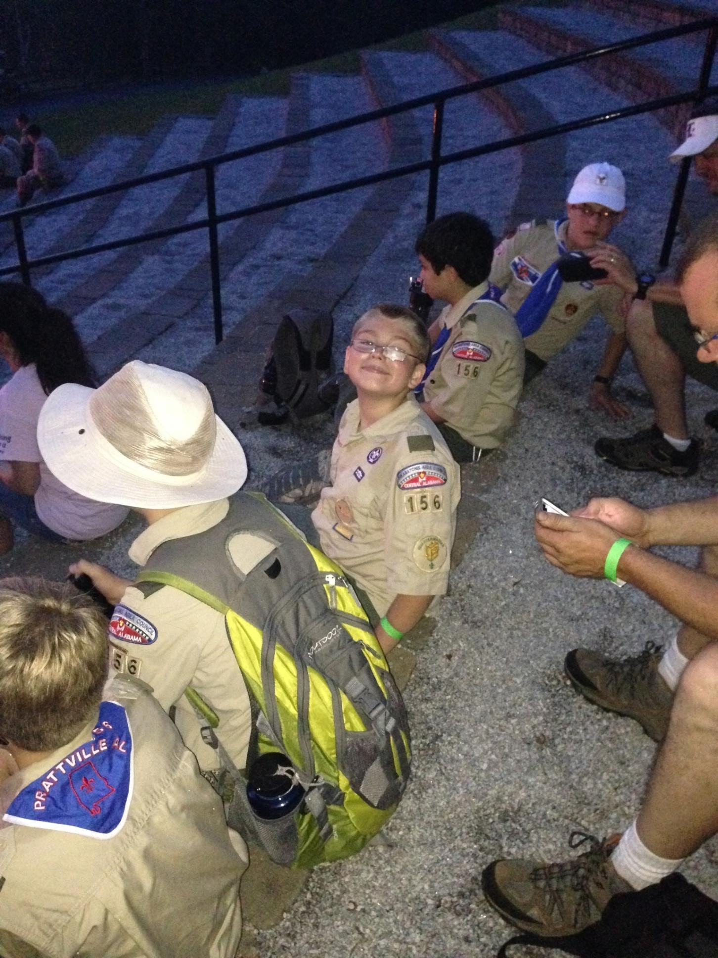 Boy Scout Troop 156 Prattville Fundraiser