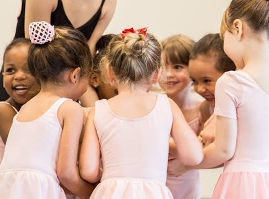 dance fundraising - Ballet East