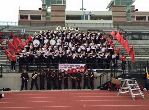 band fundraising - Eaglecrest Raptor Regiment