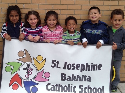 library & technology resources fundraising - St. Josephine Bakhita Catholic School