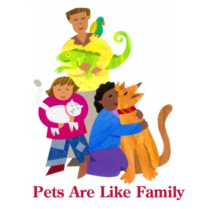 Pets are like Family's Jingle Paws