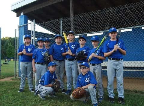 Virginia Cannons 11U Blue Travel Baseball