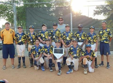 baseball fundraising - 12U Bombers Cooperstown