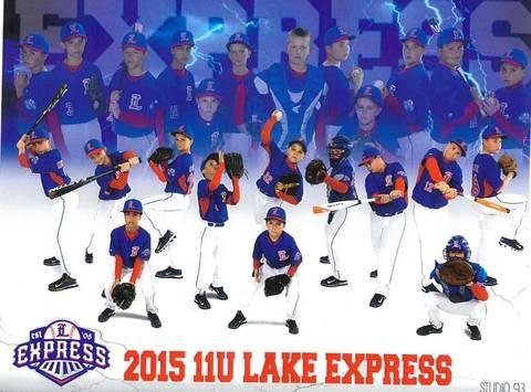 12u Lake Express