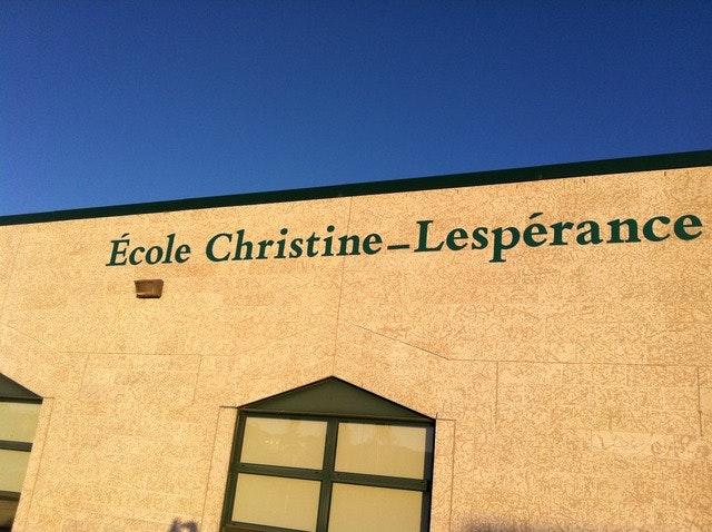 École Christine-Lespérance