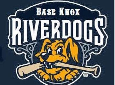 Base Knox Riverdogs 7u