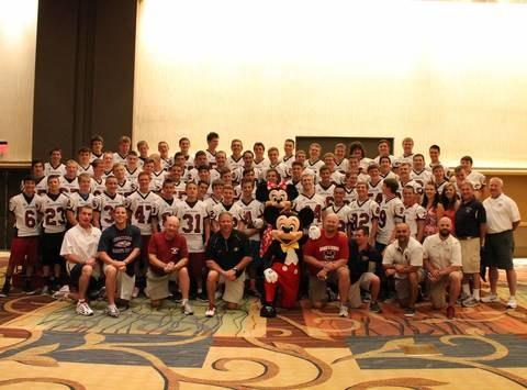 2016 Dakota Ridge Florida Football Trip