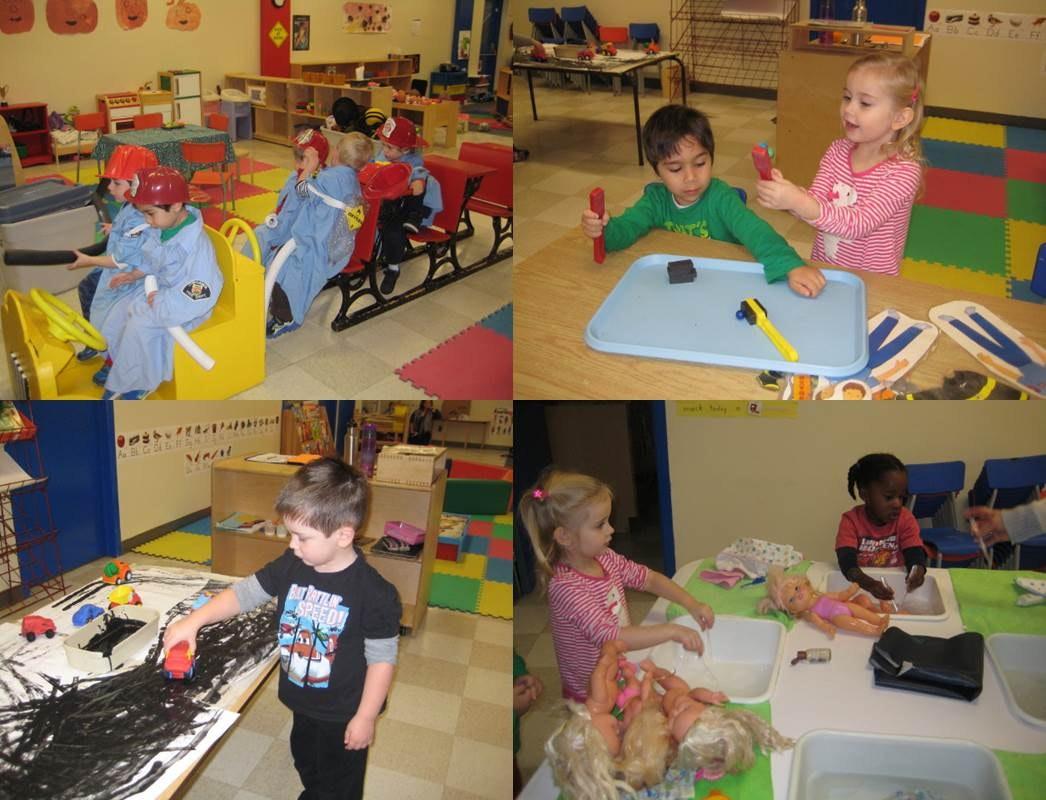 Support Glen Cairn Co-operative Preschool