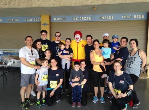 The Ronald McDonald House of DE - Jonathan's Dream Team
