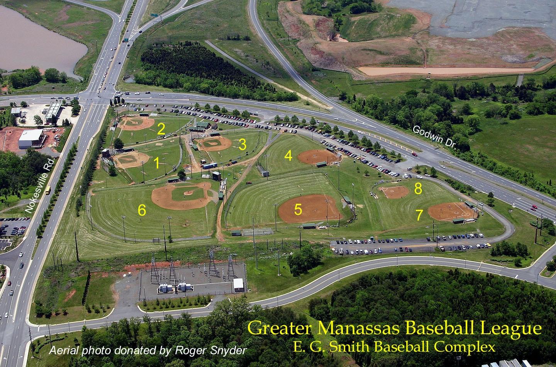 Greater Manassas Baseball League - GMBL