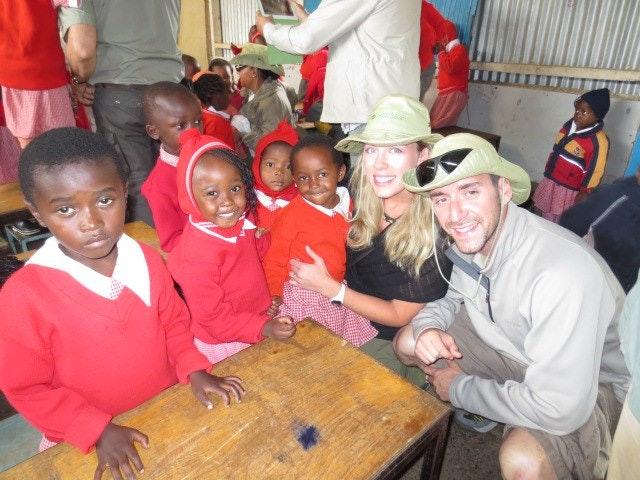 Anja and Kade's Farm Animals for Kenya Kids