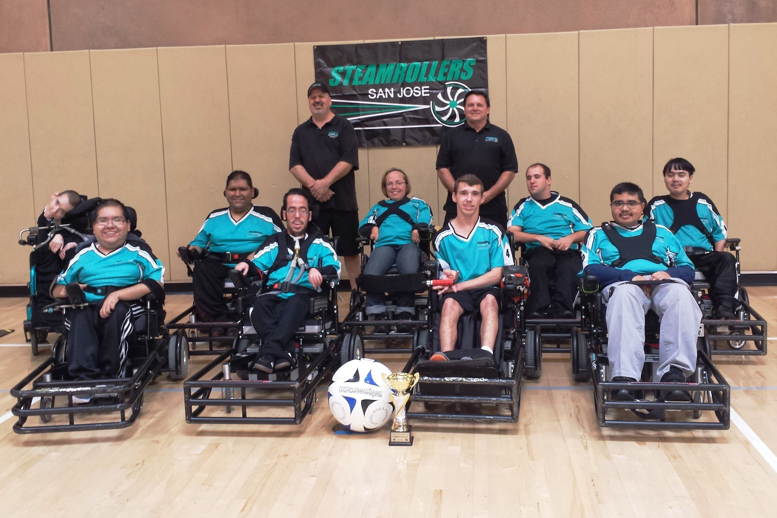 Holiday Wreath Sales To Support San Jose Power Soccer - Equipment & Tournament Fees