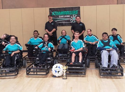soccer fundraising - Holiday Wreath Sales To Support San Jose Power Soccer - Equipment & Tournament Fees