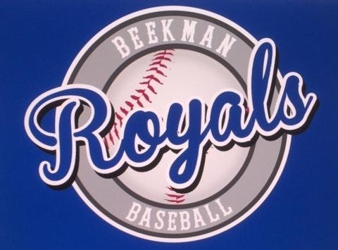 Beekman Royals 2016 Cooperstown Baseball Team