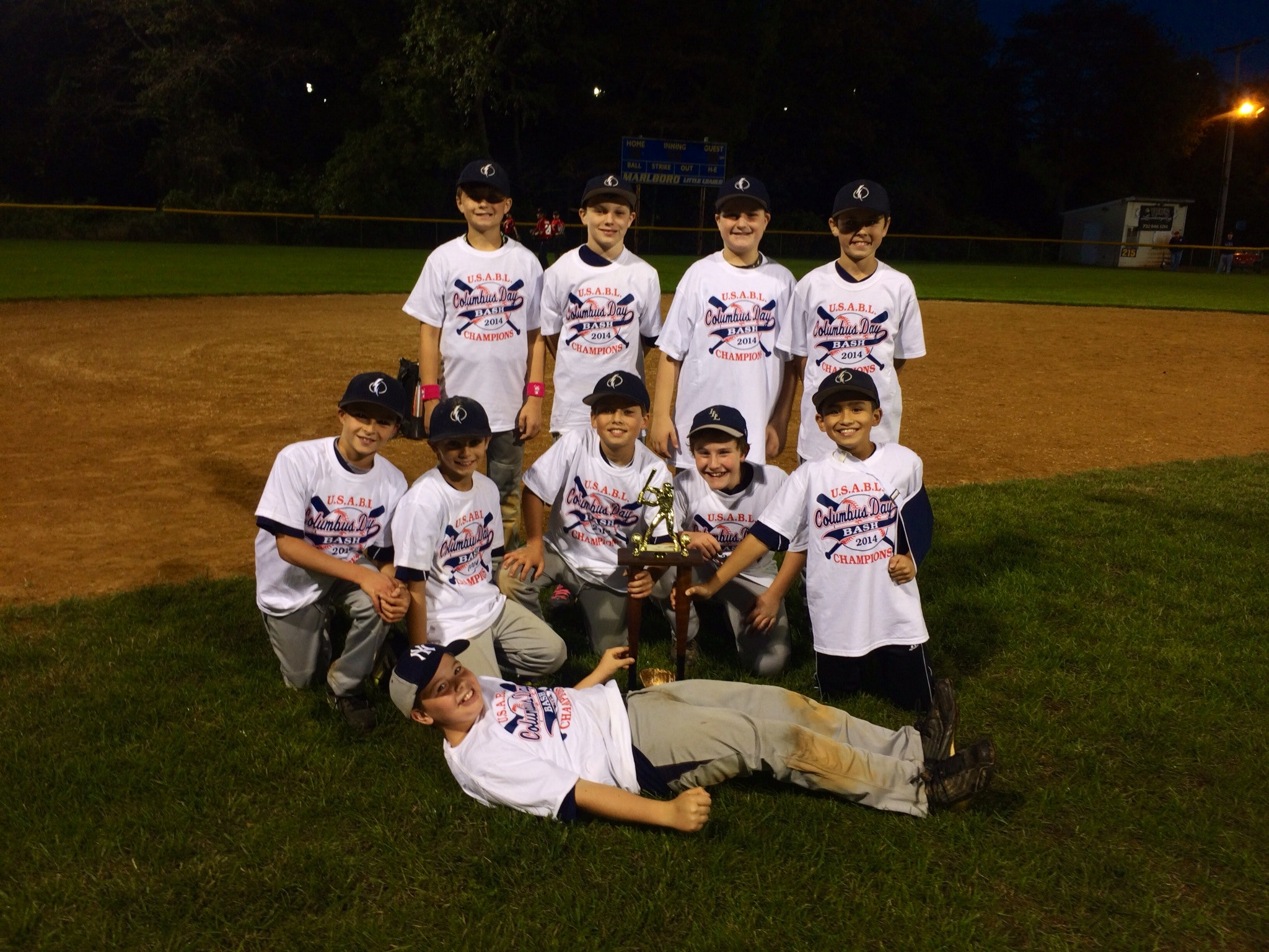 Lincroft Lightning 12U Blue Cooperstown Tournament