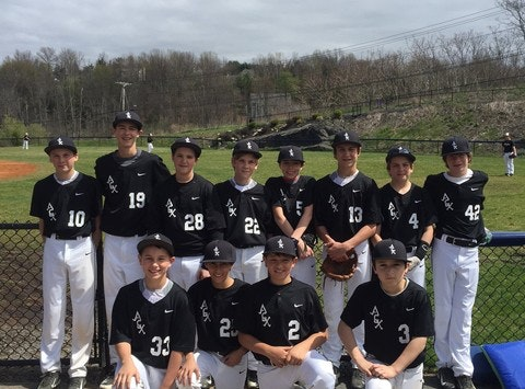 baseball fundraising - AGX