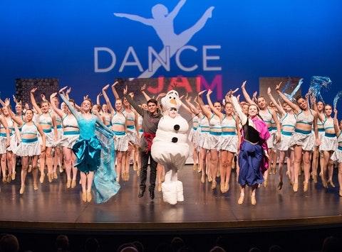 dance fundraising - Love of Dance Association