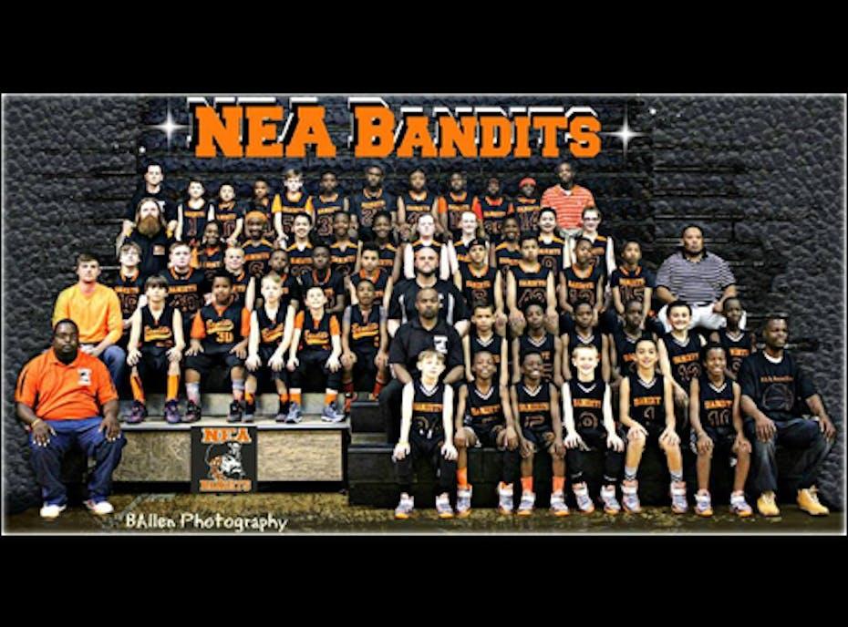 NEA Bandits | Team Fundraising at FlipGive