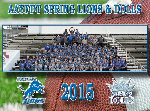 Spring Lions and Dolls